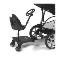The Sit N Ride X Are Seated Or Stand On Boards Which Suitable For Children As Young 16 Months And Weighs Just 2 7kg Height Adjustable Seat Has